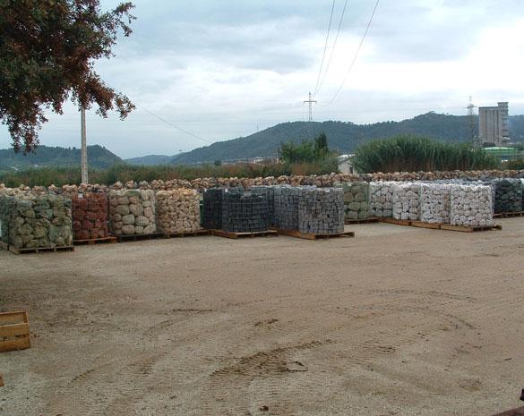 Venta de big bags de tierra abonada en Barcelona